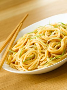 Jack's Noodles with Asian Dipping Oil